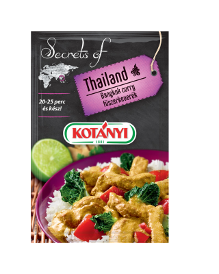 353902 Kotanyi Secrets Of Bangkok Curry B2c Pouch