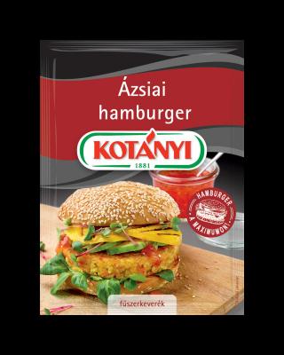 142802 Kotanyi Azsiai Hamburger B2c Pouch