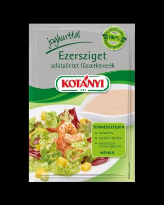 106802 Kotanyi Ezersziget Salataontet B2c Pouch