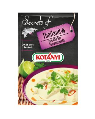 3521025 Secrets Of Thailand Tom Kha Gai B2c Pouch
