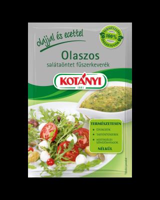 106502 Kotanyi Olaszos Salataontet B2c Pouch