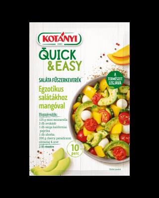 3707025 Quick And Easy Fruchtiger Avocado Salat Hu 5995863037070 Min