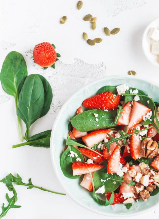 Erdbeer Spinat Salat Txt1 Min